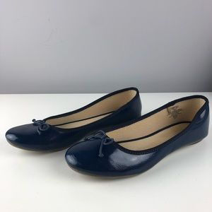 Old Navy Patent Leather Flats - Size 7